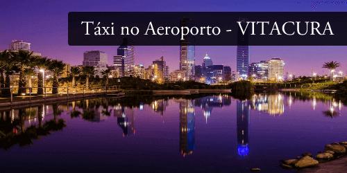 Táxi no Aeroporto Vitacura